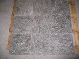 Re grigio Flower Marble Tiles di vendite calde per la stanza da bagno e la parete