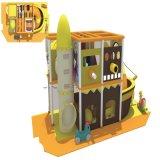Mini château vilain bon marché de cour de jeu d'intérieur