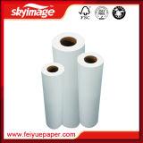 1,8M 70GSM Uncurled Transferência por sublimação de tinta de secagem rápida para a impressora de papel com Dx-5/DX7