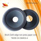 Gute Qualität mit bestem Preis 8inch PA-Lautsprecher-Papier Kegel-Lautsprecher zerteilt Kegel