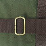 Saco do armazenamento da caixa de injetor da caça com a cinta de ombro ajustável - verde