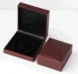 High-end провод фиолетового цвета кожи подарок ювелирные изделия / Браслет упаковке