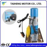 AC rolling shutter del motor de la puerta de alambre de cobre 100%