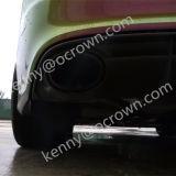 Материал картины поверхности автомобиля порошка хамелеона