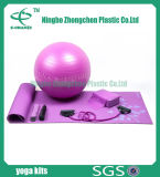 Kits de la yoga del diseño Nonship de los kits calientes cómodos de la yoga de Eco nuevos
