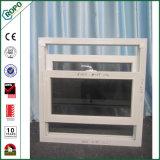 Chinesisches Fabrik-Doppeltes hing UPVC Doppelt-Glassing Auswirkung-Fenster