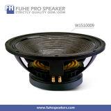 Hallo het SubWoofer van de Macht W1510009A 15inch/Gemerkte Spreker/Parametrische Spreker