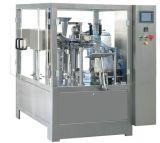 Verpakkingsmachine met zes werkstations en een zak (MR6-200)