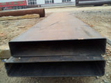 Hollow quadrato Section di St37 Q345D S355 J2