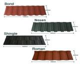 Azulejos de azotea de piedra de /Metals de los azulejos de azotea de pizarra
