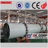 Secador giratório do fertilizante energy-saving