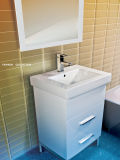 Ijdelheid van de Badkamers van de manier de Houten (a-11)