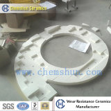 Revestimento cerâmico de engenharia concebidos para os equipamentos de proteção de desgaste