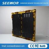 P5 LED d'installation fixe afficher en plein air avec module 160*160