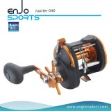 Jupiter 3 + 1 Bearing Sea Fishing Trolling Boat Reel Fishing Tackle Reel (Jupiter 040)