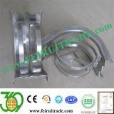 Anelli della sella del metallo del acciaio al carbonio Dg76