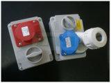 Interruptor de bloqueo con la toma de industriales (ZP315 163P+N+E)