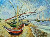 Vincent-Van-Gogh-Huile-Peintures - 04