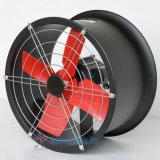 Ventilador axial com motores eléctricos de alta eficiência energética