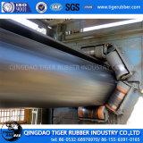 Транспортер трубы/резина конвейерной трубы ленточного транспортера резиновый
