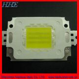 Integrado LED de alta potencia 30W de color blanco con RoHS