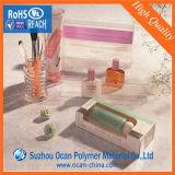 装飾的な包装のための極度の明確な透過ペットシート