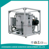 Transformator-Öl-Vakuumöl-Reinigungsapparat China-Lushun Zja-100
