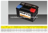 12V75AH JIS-DIN66 Batterie de voiture de batterie automatique