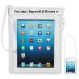 iPad를 위한 선전용 선물 PVC 플라스틱 방수 케이스 주문 로고