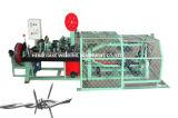 Автомат для изготовления колючей проволоки двойника большой емкости