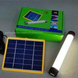 Camping de la luz solar linterna solar linterna LED de 24 de la luz de la tienda colgantes con panel solar