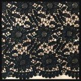 Флористический шнурок гипюра для красивейшего платья
