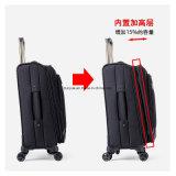 "MOQの高品質のオックスフォード低いファブリック20 ""、24組の""、28 ""旅行圧延の荷物袋セット、習慣OEMトリップのための実用的な屋外旅行スーツケース/トロリー箱"