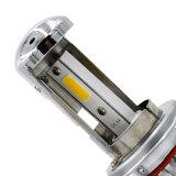 더 좋은 품질 3800lm 36W S6 차 LED 헤드라이트 H4 H/L 광속 전구 자동 헤드라이트 장비 금 공급자 Cnlight 보편적인 기관자전차 헤드라이트 자동차 램프