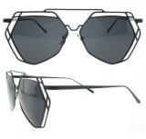 De hoge Met de hand gemaakte Zonnebril van de Zonnebril van het Eind Met de hand gemaakte met Ce en FDA