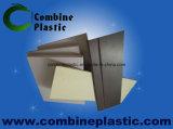 Panneau de mousse de PVC Celuka de l'utilisation 5mm Hardskin de porte de toilette de PVC
