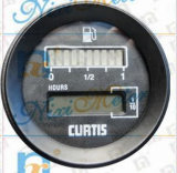 Cruits chronographe automatique et de carburant électronique Compteur