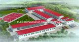 Prefabricado/modular/prefabricó/casa móvil para el campo de la construcción