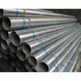 DIN laminadas a quente 15CrMo tubos sem costura em aço galvanizado