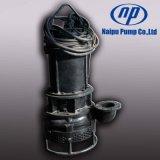 Zjq versenkbare Abwasser-Schlamm-Pumpe