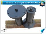 D89*690m transportant la friction du rouleau en acier