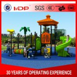 De Milieuvriendelijke Plastic OpenluchtApparatuur van uitstekende kwaliteit van de Speelplaats