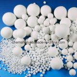 Esfera de moedura dos media da alumina cerâmica abrasiva cerâmica do fabricante para moinhos