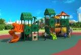 工場供給の安い子供の屋外の運動場装置HD17-007A