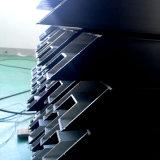 Perfil de aluminio/protuberancia de aluminio cortada en ángulo