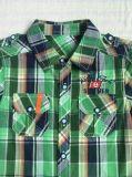 La vendita calda scherza la camicia Sq-6248 del ragazzo di modo dei vestiti
