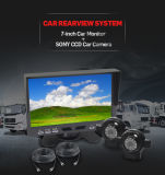 Digital de alta qualidade carro de 7 Polegadas do Sistema de Câmera para visão traseira