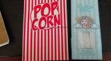 Paquet de pop-corn Sac de conditionnement alimentaire Sac à papier pour le popcorn
