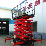 Mobile der Höhen-10m der Kapazitäts-450kg Scissor Aufzug