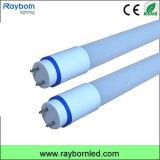 alto tubo chiaro di lumen 4FT/1200mm T8 LED di 110-150lm/W 18W